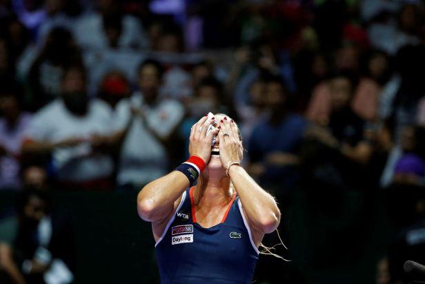 Cibulková dotáhla své tažení na Turnaji mistryň až do konce