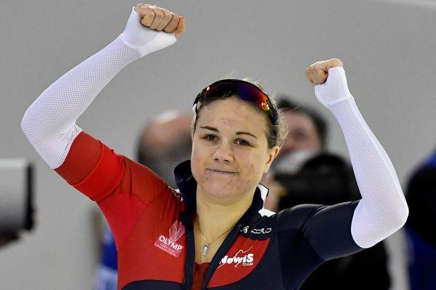 Erbanová to dokázala, o devět setin získala sprinterské zlato