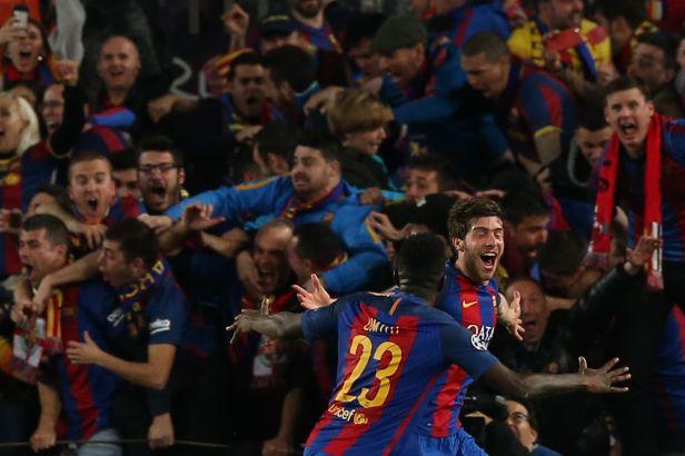 Barcelona dokázala nemožné. Šesti góly sestřelila PSG a je ve čtvrtfinále