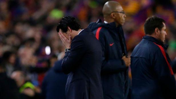 Zklamaný trenér PSG po kanonádě od Barcelony: Nechápu, co se stalo