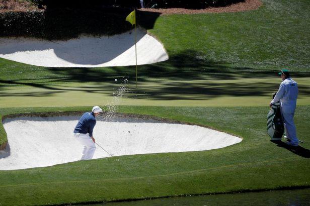 Čelo se na větrném Masters vyrovnalo, vede čtveřice golfistů
