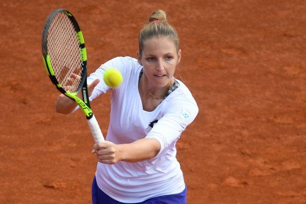 Kristýna Plíšková skončila v semifinále, vypadly i Siniaková s Krejčíkovou