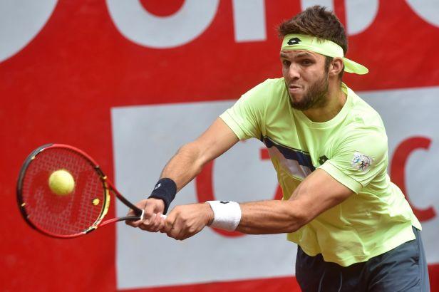 Tenisté i tenistky hrají se Slováky v Poháru přátelství po prvním dnu 1:1
