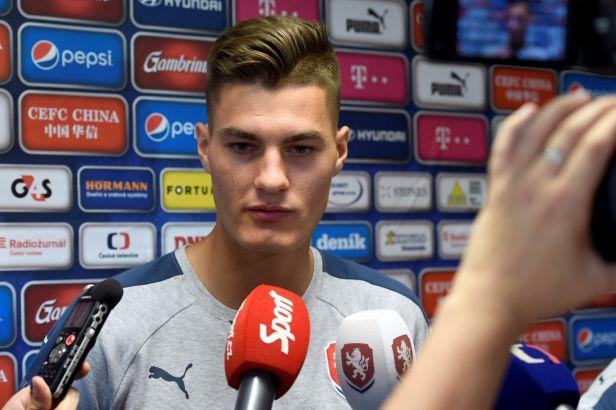 Schick: Projdu-li prohlídkou, na přípravu se budu hlásit v Juventusu