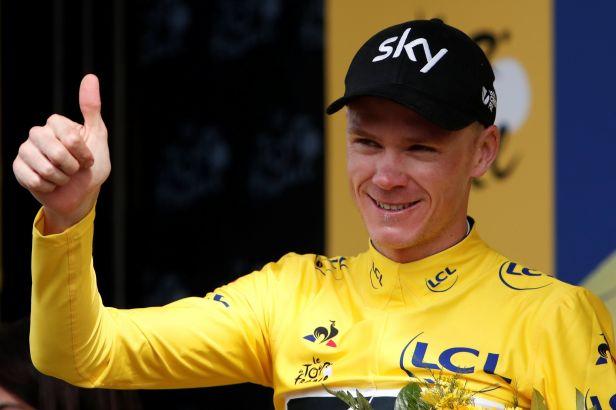 Froome se pokusí o double. Po vítězství na Tour de France pojede i Vueltu