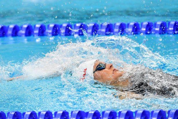 Paralympijští plavci sbírali medaile na ME v Dublinu