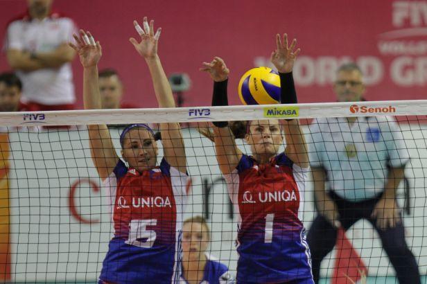 Češky si o triumf ve Final Four nezahrají, Maďarky vyhrály přesvědčivě