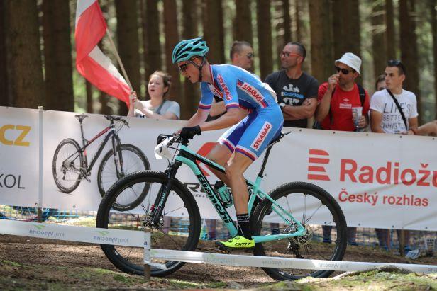 Biker Vastl atakoval na MS medailové pozice, nakonec dojel šestý