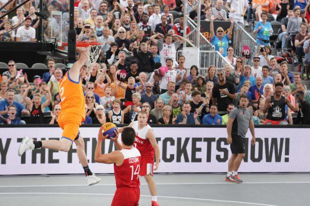 V Praze se v rámci World Tour představí špička basketbalu 3x3