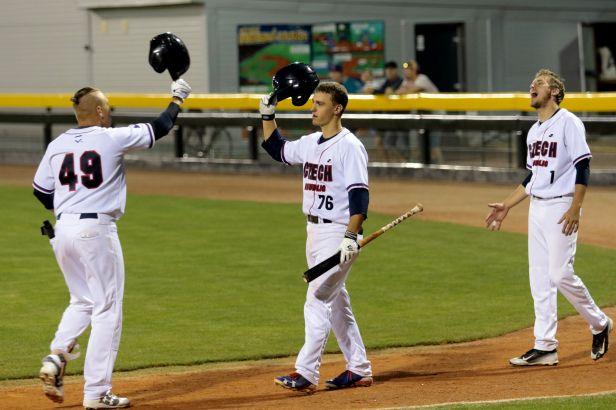 Baseballisté na evropský titul nedosáhli, ve finále těsně padli s Nizozemskem