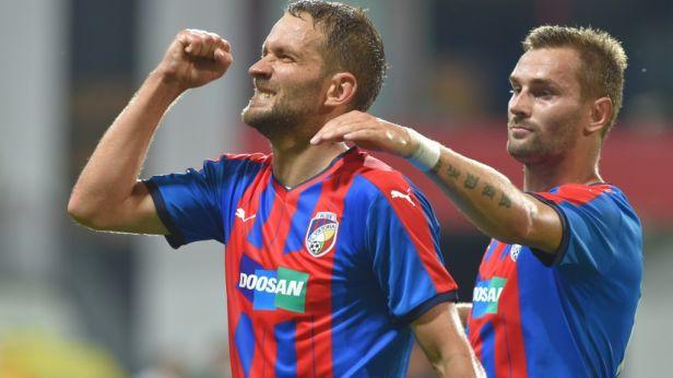 Plzeň si oddechla a po výhře 3:1 nad Larnakou má naději do odvety