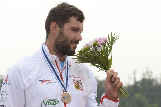 Bronzový kajakář Dostál: Má nezastavitelnost skončila 250 metrů před cílem