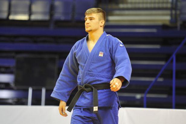 Judista Klammert vybojoval na tuniské Grand Prix první letošní českou medaili