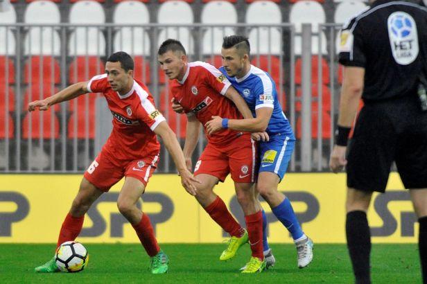 Liberec bojuje o poháry, Zbrojovka o naději na záchranu