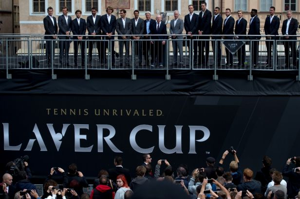 Praha Laver Cup odstartovala, pokračovat bude za rok Chicago