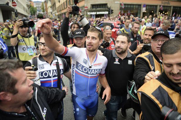 Zapíše se Sagan znovu do historie? Slovenský fenomén může vyhrát MS počtvrté za sebou