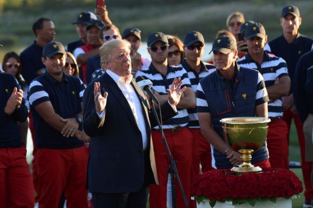 Prezidentský pohár vyhráli posedmé v řadě Američané