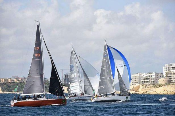 Velký úspěch českého jachtingu. Koláček s Hebe V byl na Rolex Middle Sea Race třetí