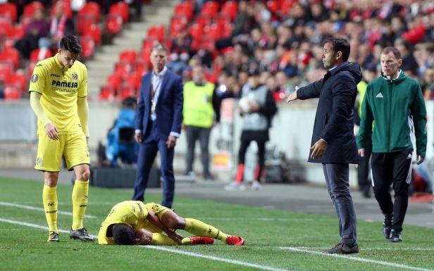 Trenér Villarrealu Calleja: Proti Slavii jsme dominovali od první minuty do konce