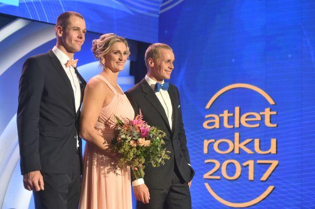 Atleta roku si podmanili oštěpaři, podeváté vyhrála Špotáková