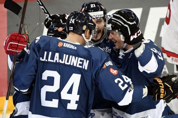 Neporazitelní Finové přestříleli Kanadu a triumfovali na domácím turnaji