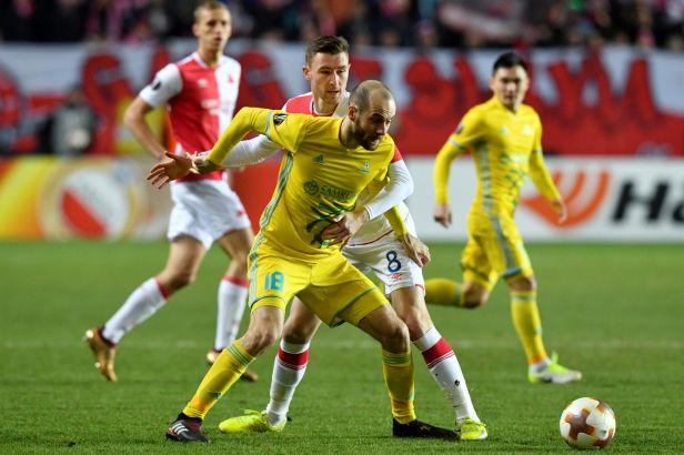 Slavia Praha Hd: Evropská Liga UEFA: SK Slavia Praha