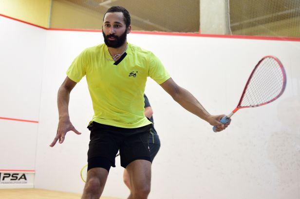 Mekbib a Sermeová si premiérově podmanili republikový šampionát ve squashi