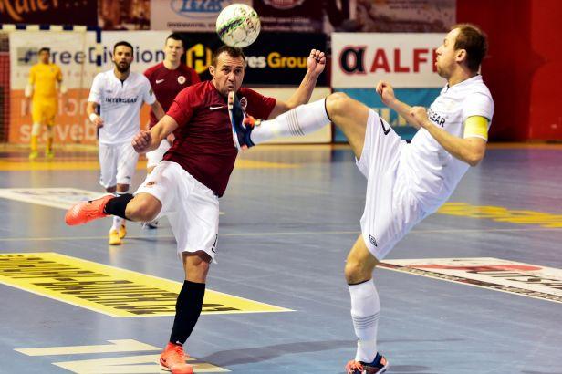 Futsalisté Plzně přejeli Spartu a upevnili si vedení v lize
