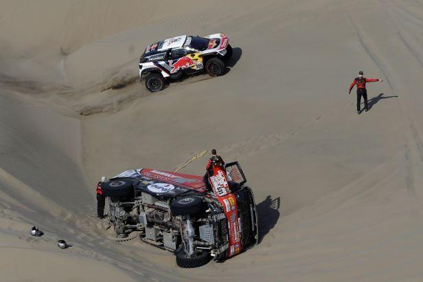 Den volna na Dakaru? To je mechanikova smrt, říká Vrátný