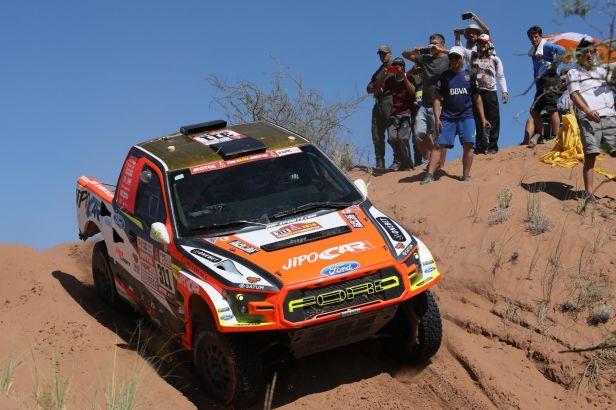 Prokopovi bude pomáhat na Rallye Dakar Ouředníček