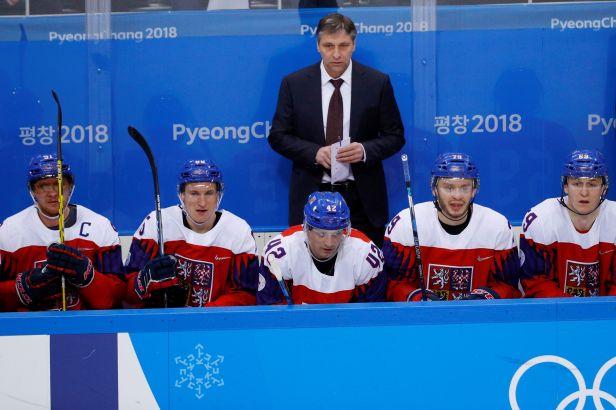 Je to olympiáda a počítá se vítězství, řekl Jandač po trápení s Koreou