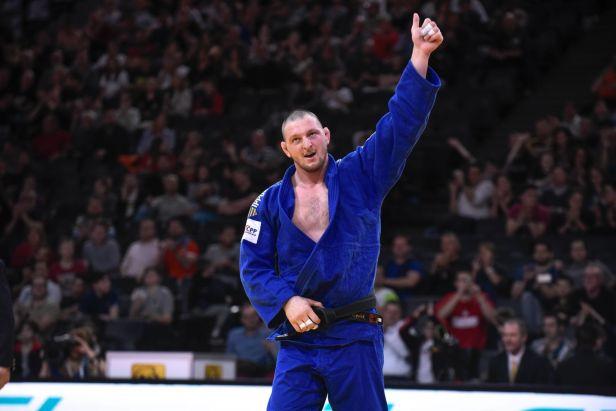 Krpálek ve finále turnaje v Ósace podlehl Grolovi