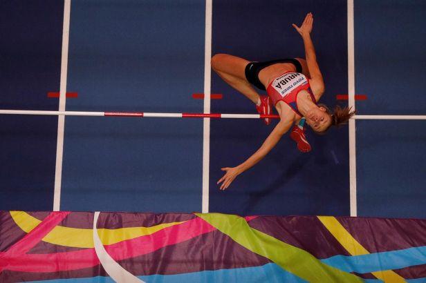 Výškařka Hrubá měla jediný úspěšný pokus, zlata berou Rusové