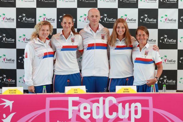 V příštím ročníku Fed Cupu narazí Češky na Rumunky, přijet by mohla i Halepová