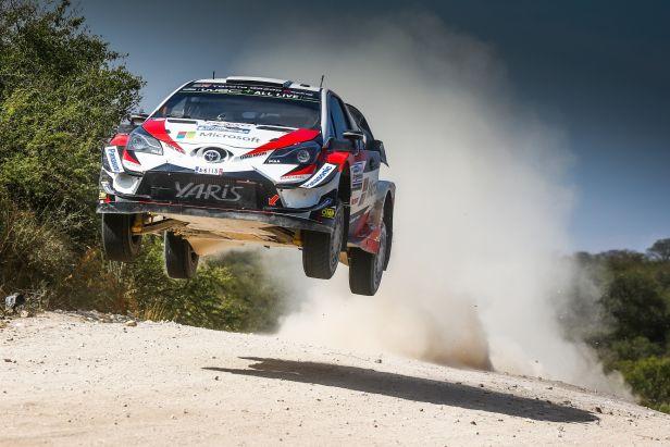 Tänak hned v úvodu Rallye Monte Carlo havaroval