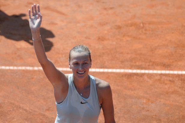 Kvitová otočila dramatickou finálovou bitvu a slaví v Praze titul