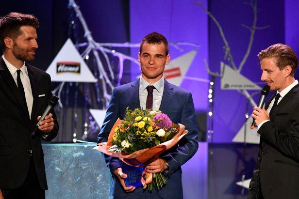 Biatlonista roku Krčmář už se těší na sezonu, chce zlepšit střelbu