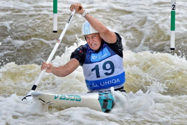 Češi zakončili evropský šampionát ve vodním slalomu bronzovou nedělí