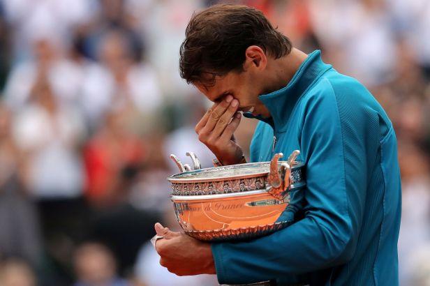 Pan Nezastavitelný. Nadal získal svůj jedenáctý titul na Roland Garros