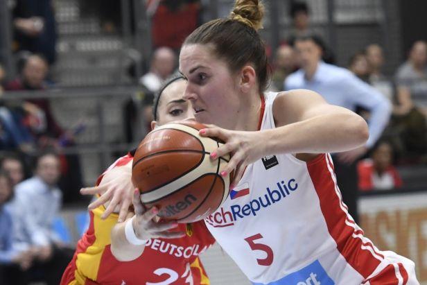 Konečná opět ve čtvrtfinále. Basketbalistky nestačily na Rusko
