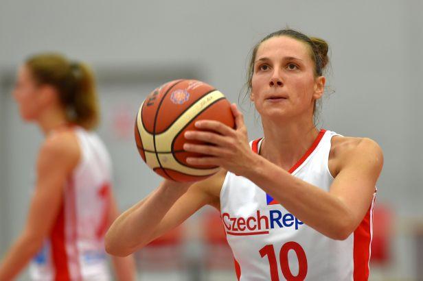 Basketbalistky zahájily přípravný turnaj vítězně, otočily zápas s Rumunskem