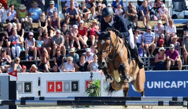 Startuje Světový pohár v parkuru v Olomouci. Opatrný obhajuje triumf s mladšími koňmi