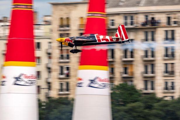 Šonka letos poprvé zvítězil, ovládl závod v Budapešti