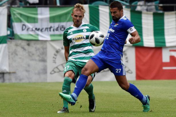 Dobrá zpráva pro Baník. Barošovo zranění není vážné a mohl by hrát i v Olomouci