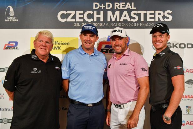 Harrington, Daly nebo Willett. Golfové Czech Masters nabídne zahraniční hvězdy