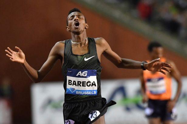 Kdo chytí pány Baregu a Colemana. Vytrvalec a sprinter omráčili Brusel