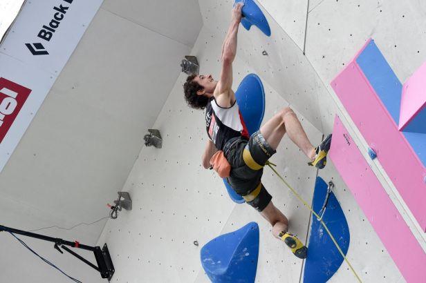 Ondra před Tokiem opustí skály a bude trénovat hlavně na stěně