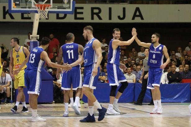Senzace dokonána. Basketbalisté zvládli drama v Bosně a postupují na MS