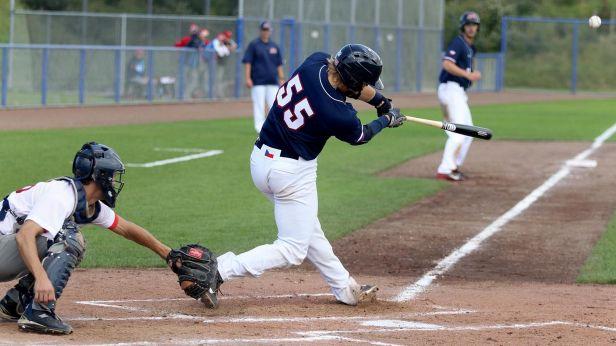 Čeští baseballisté na úvod ME do 23 let přehráli bez potíží Chorvaty
