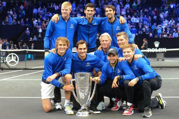 Laver Cup je opět kořistí Evropanů, o hlavní role se podělili Federer a Zverev